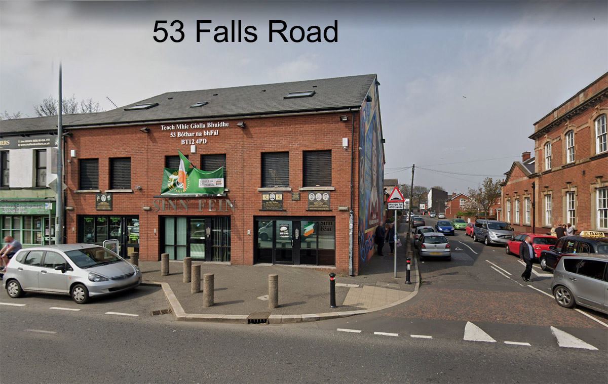 53 Falls Road