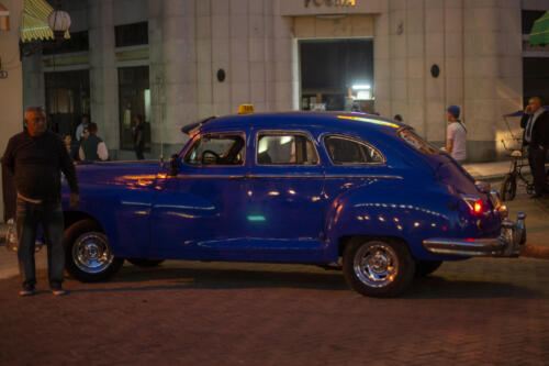 Antique Cars in Havana Cuba