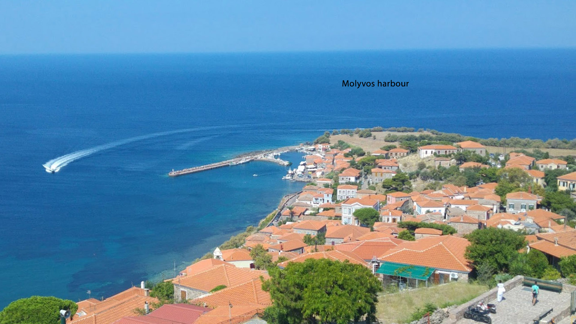 Molyvos harbour (1)